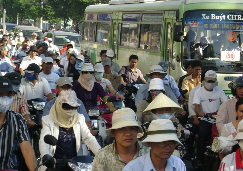 TP.HCM: Sở GTVT kiến nghị 10 giải pháp giảm kẹt xe - ảnh 2