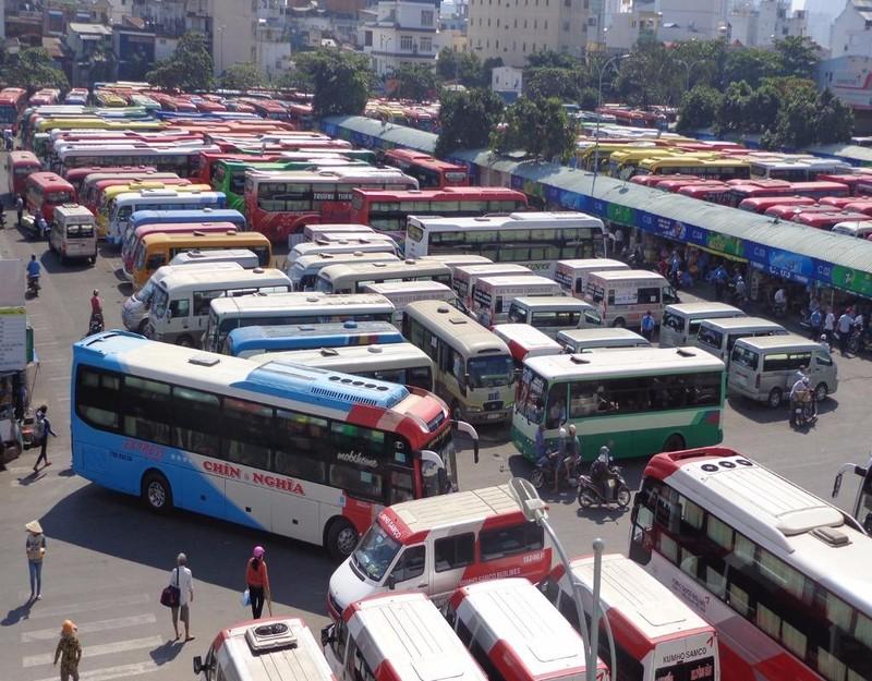 Bến xe Miền Đông cam kết có đủ xe phục vụ hành khách dịp Tết