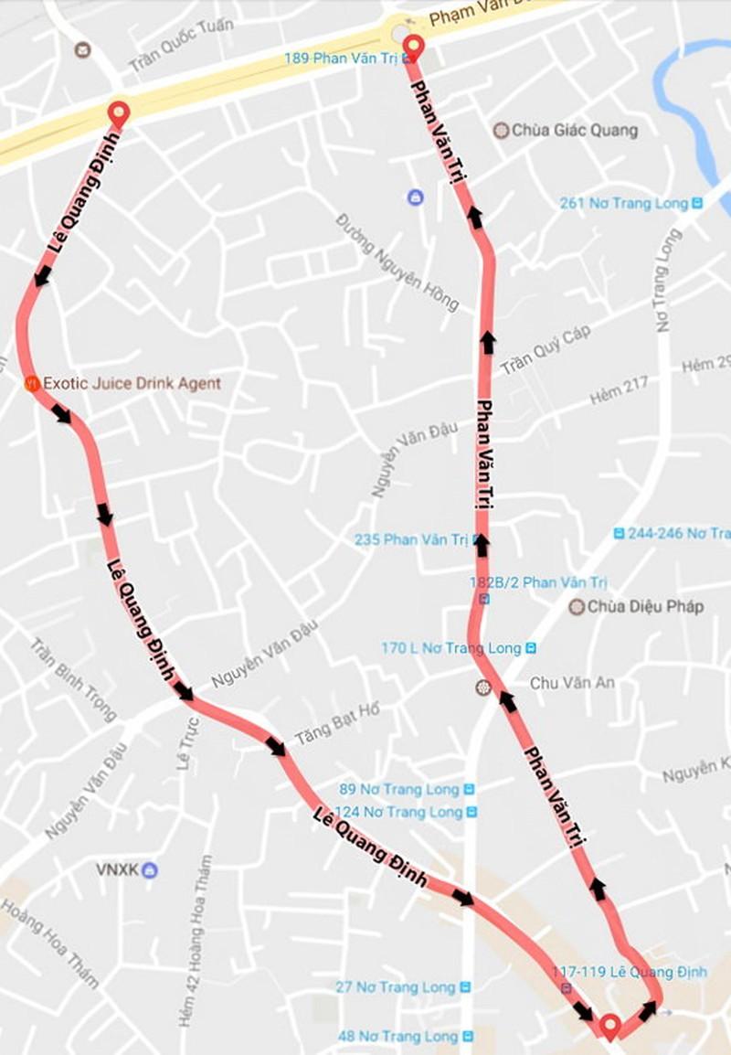 TP.HCM sẽ có nhiều tuyến đường lớn thành đường 1 chiều - ảnh 6