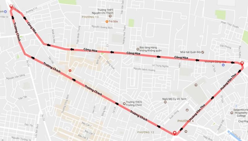 TP.HCM sẽ có nhiều tuyến đường lớn thành đường 1 chiều - ảnh 4