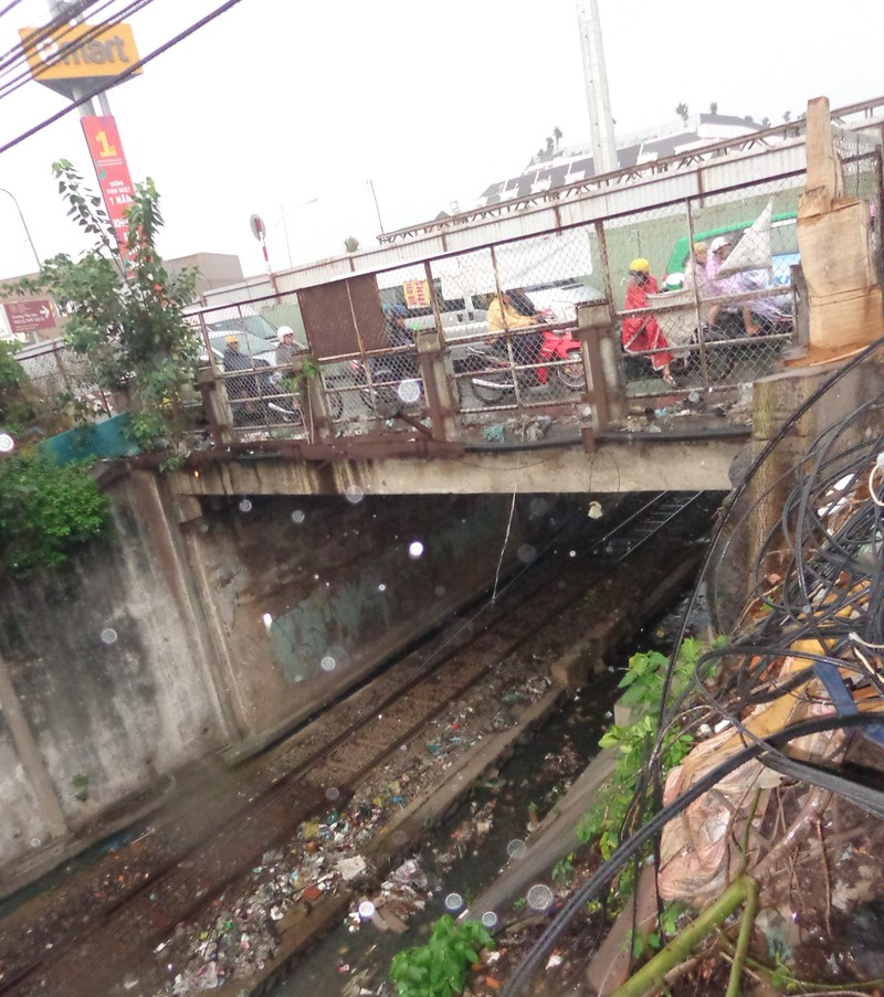 Ngày 29-4, hoàn thành thông xe cầu Hang Trong, Gò Vấp - ảnh 1