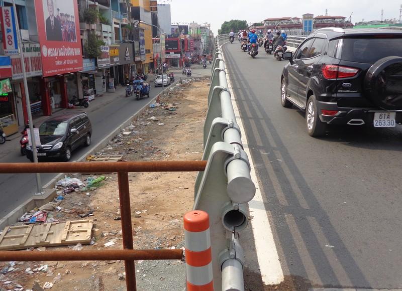 Ngày 29-4, hoàn thành thông xe cầu Hang Trong, Gò Vấp - ảnh 6
