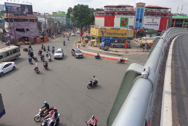 Ngày 29-4, hoàn thành thông xe cầu Hang Trong, Gò Vấp - ảnh 7