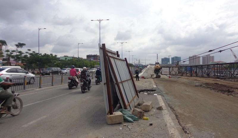 TP.HCM: Thêm cầu đường, giảm kẹt xe cuối năm - ảnh 4