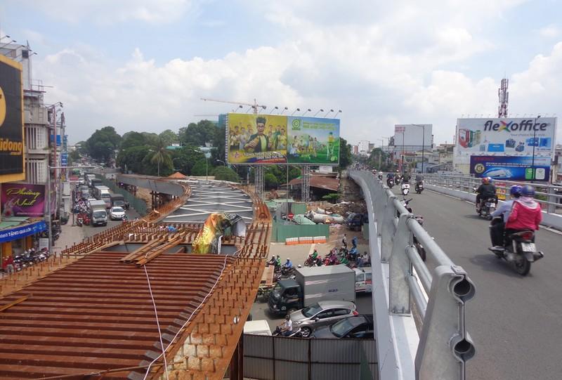 TP.HCM: Thêm cầu đường, giảm kẹt xe cuối năm - ảnh 2