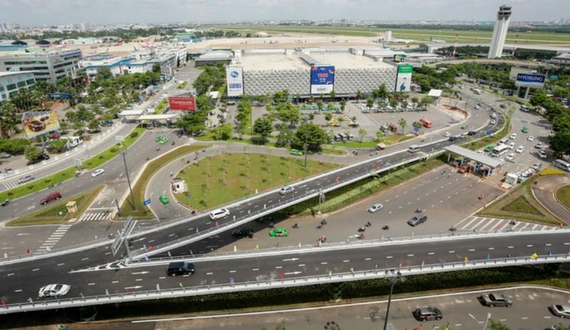 Làm tuyến monorail để 'cứu' sân bay Tân Sơn Nhất - ảnh 2