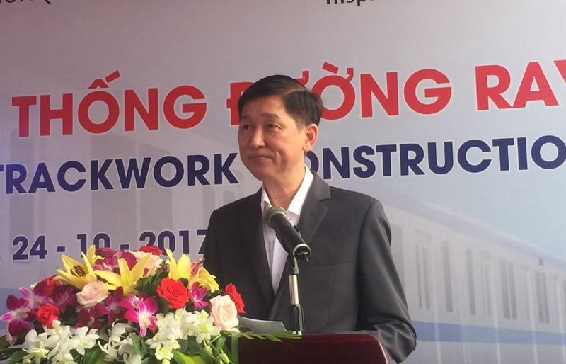 Bắt đầu lắp ray tuyến metro số 1 Bến Thành-Suối Tiên - ảnh 3