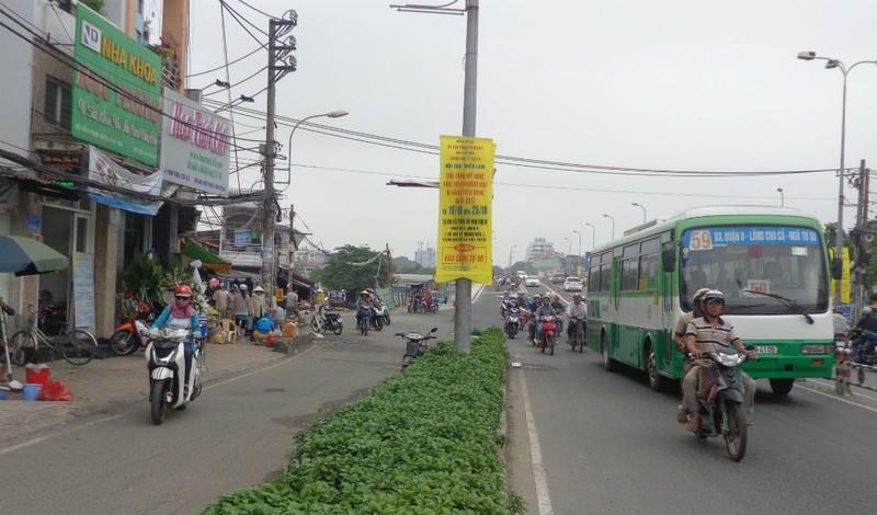 Thông xe nhánh mở rộng cầu Nguyễn Tri Phương - ảnh 5