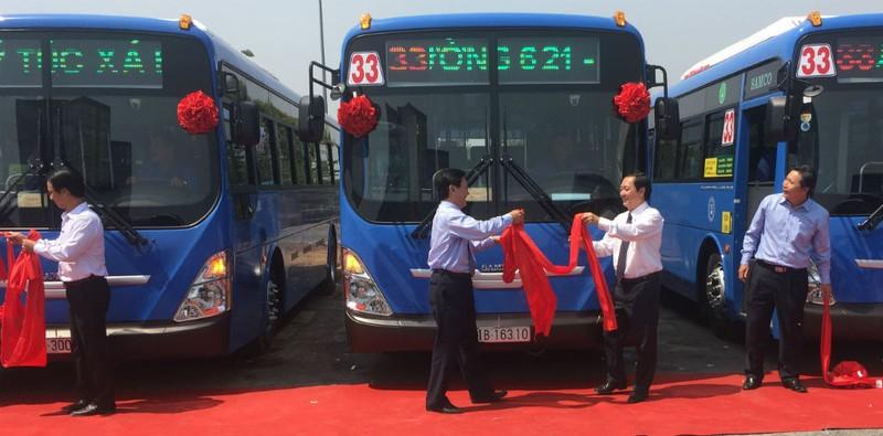 Xe buýt đạt chuẩn 'tử tế' mới được chở khách - ảnh 1