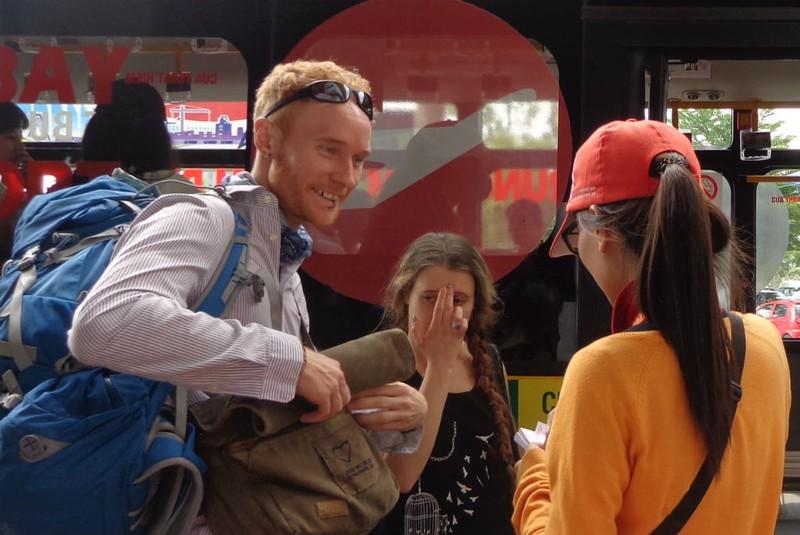 Xe buýt đạt chuẩn 'tử tế' mới được chở khách - ảnh 8
