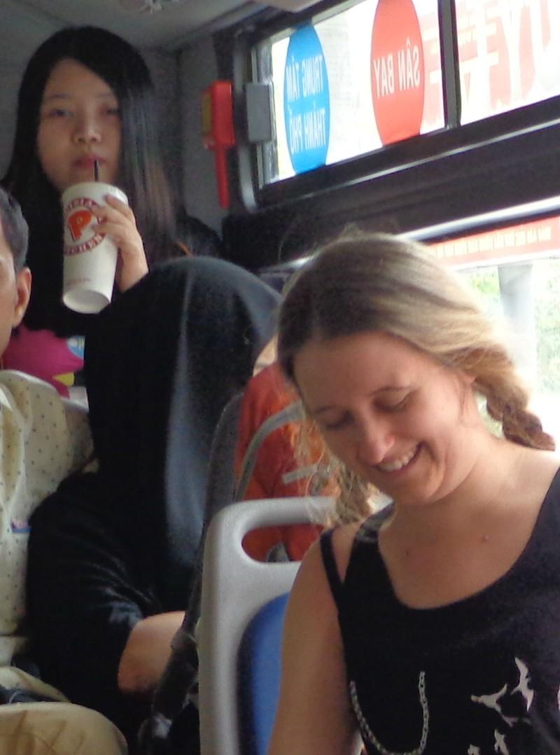 Xe buýt đạt chuẩn 'tử tế' mới được chở khách - ảnh 7