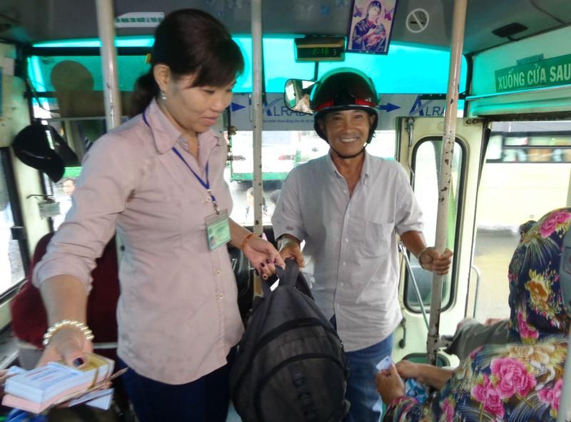 Xe buýt đạt chuẩn 'tử tế' mới được chở khách - ảnh 9