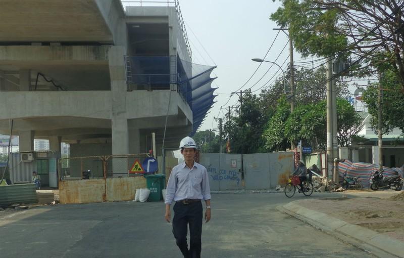 Xa lộ Hà Nội chậm mở rộng vì vướng... cơ chế - ảnh 9