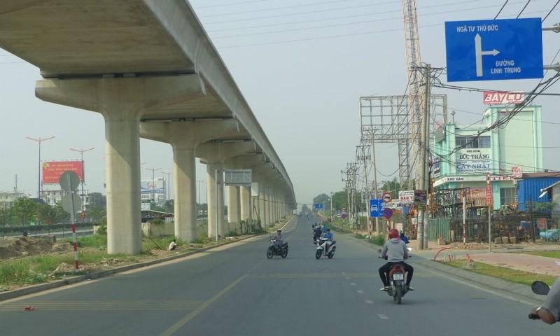 Xa lộ Hà Nội chậm mở rộng vì vướng... cơ chế - ảnh 10