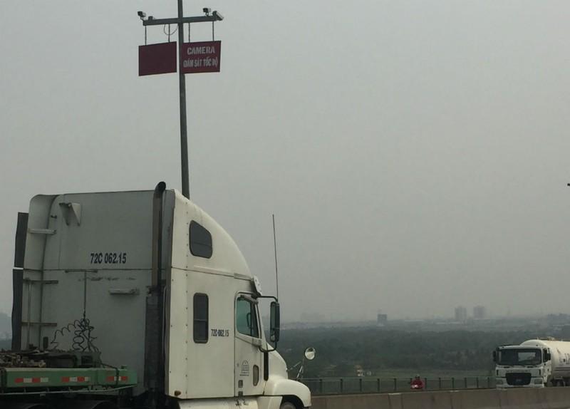 Xe qua cầu Phú Mỹ bị bắn tốc độ ra sao? - ảnh 3