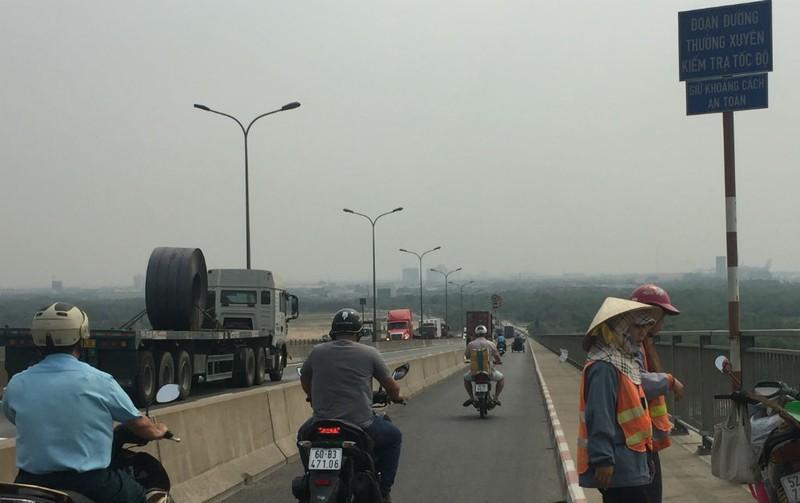 Xe qua cầu Phú Mỹ bị bắn tốc độ ra sao? - ảnh 7