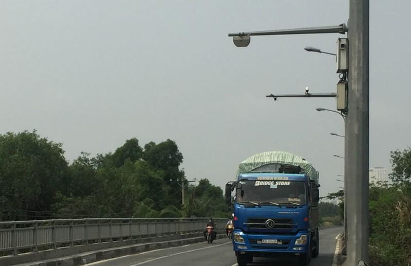 Xe qua cầu Phú Mỹ bị bắn tốc độ ra sao? - ảnh 9