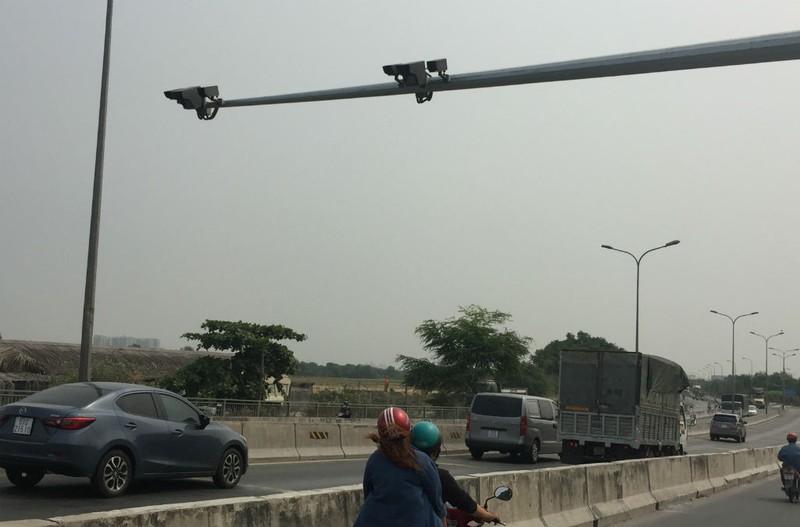 Xe qua cầu Phú Mỹ bị bắn tốc độ ra sao? - ảnh 8