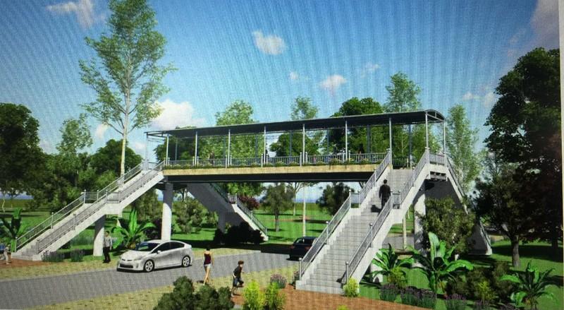Xây ba cầu vượt đi bộ ở Gò Vấp - ảnh 4
