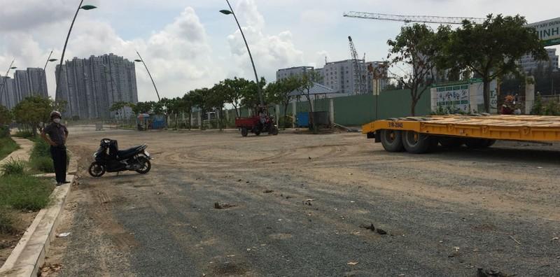 Hai phương án làm cầu Nguyễn Khoái vượt kênh Tẻ - ảnh 1