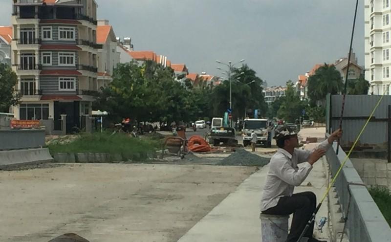 Hai phương án làm cầu Nguyễn Khoái vượt kênh Tẻ - ảnh 6