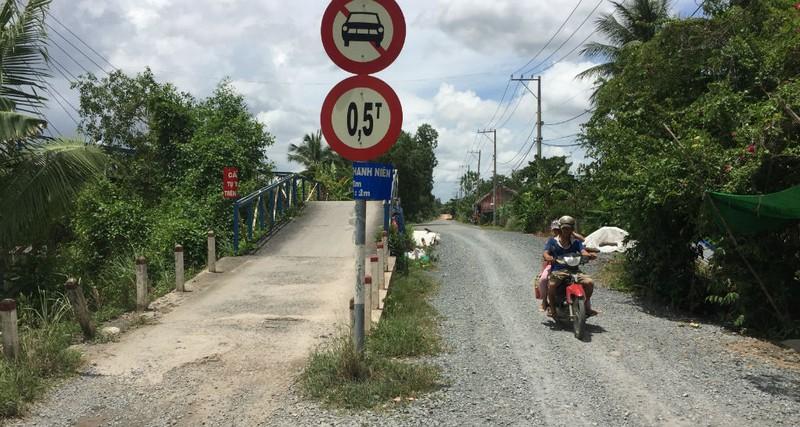 Bình Chánh: Cầu vẫn chờ, đường vẫn đợi - ảnh 6