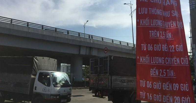 Ngày đầu đổi giờ xe tải vào nội đô: Giao thông thông thoáng - ảnh 3