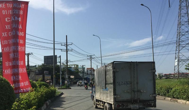 Ngày đầu đổi giờ xe tải vào nội đô: Giao thông thông thoáng - ảnh 2