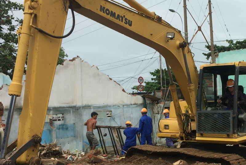 Bắt đầu xây dựng cầu Long Kiểng mới - ảnh 3