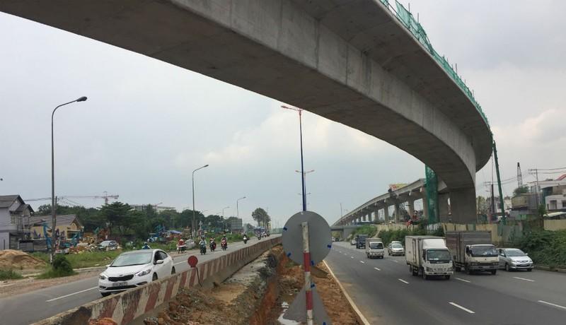 Cầu, đường cho xe ra vào Bến xe Miền Đông mới ra sao?  - ảnh 5