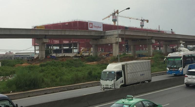 Cầu, đường cho xe ra vào Bến xe Miền Đông mới ra sao?  - ảnh 4