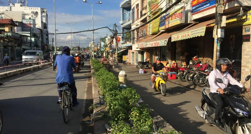 Hoàn thành mở rộng cầu Nguyễn Tri Phương trước Tết 2019 - ảnh 7