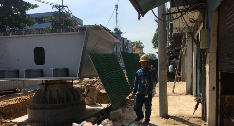 Làm xong cầu vượt ngã 7 Phạm Văn Đồng trước Tết Kỷ Hợi - ảnh 5