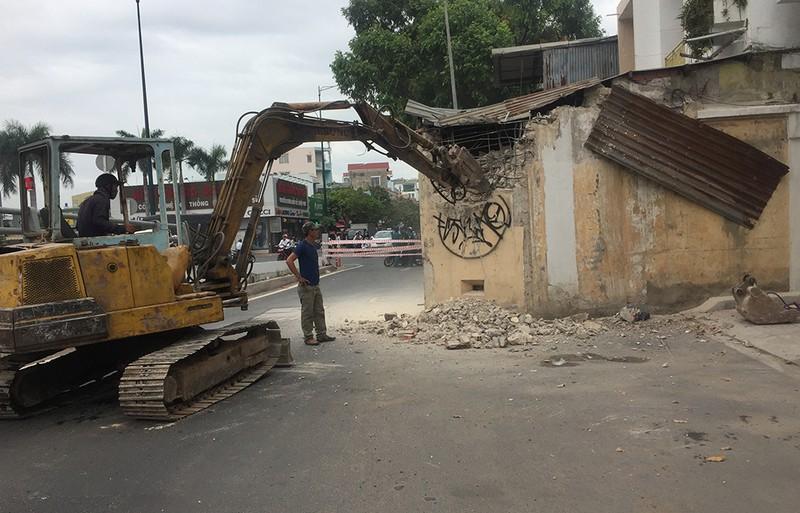 Thông xe nhánh cuối cầu vượt ngã 7 Nguyễn Thái Sơn  - ảnh 6