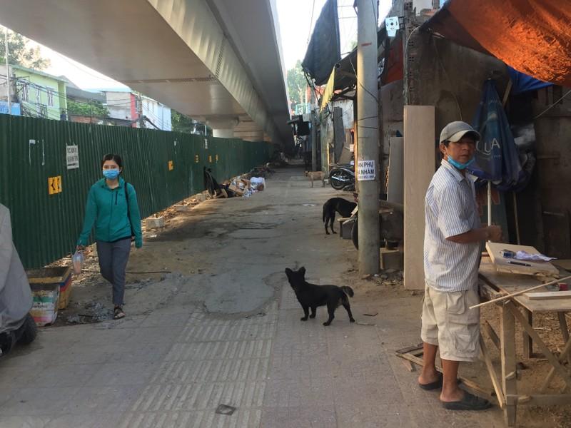 Thông xe nhánh cuối cầu vượt ngã 7 Nguyễn Thái Sơn  - ảnh 4