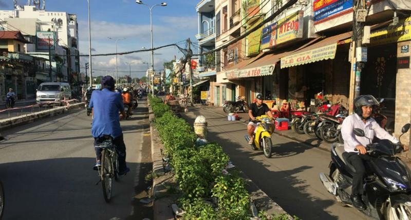 Hoàn thành mở rộng cầu Nguyễn Tri Phương trước ba tháng - ảnh 2
