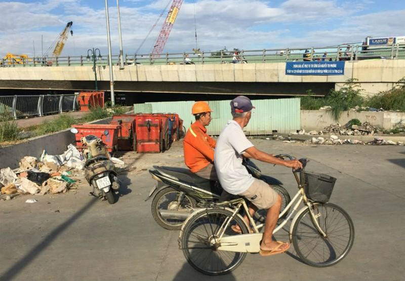 Hoàn thành mở rộng cầu Nguyễn Tri Phương trước ba tháng - ảnh 4