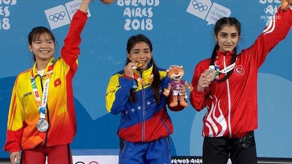 Thêm 2 VĐV cử tạ Việt Nam bị cấm thi đấu vì doping - ảnh 1