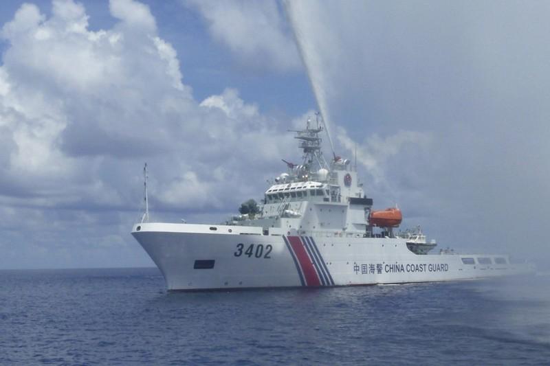 Hải cảnh Trung Quốc hung hăng ra sao ở Biển Đông? - ảnh 1