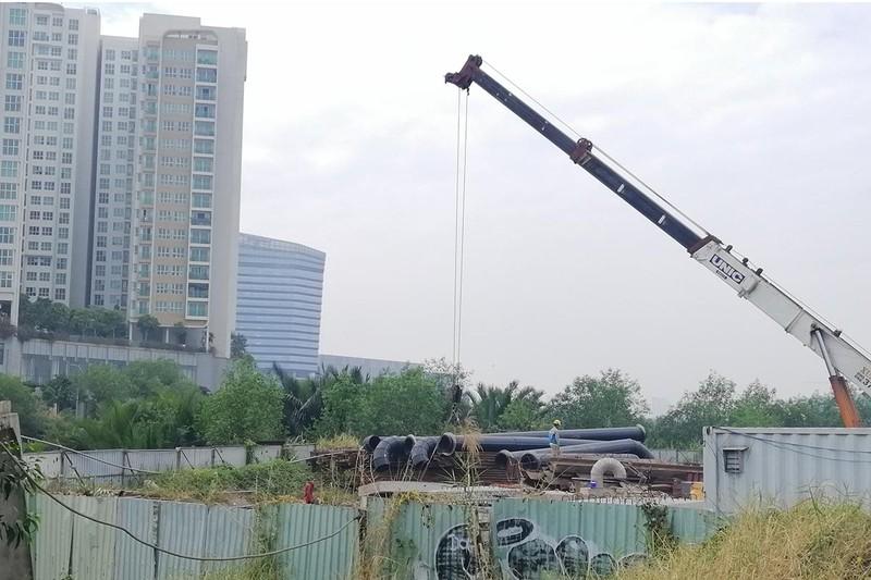 Gỡ vướng cho dự án vệ sinh môi trường nước TP.HCM - ảnh 1