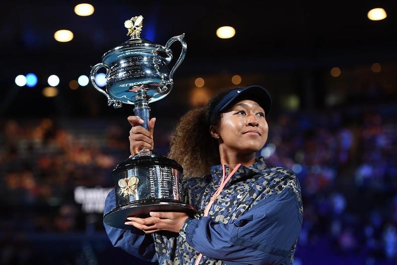 Naomi Osaka: Cô gái nhút nhát 4 lần vô địch Grand Slam - ảnh 1