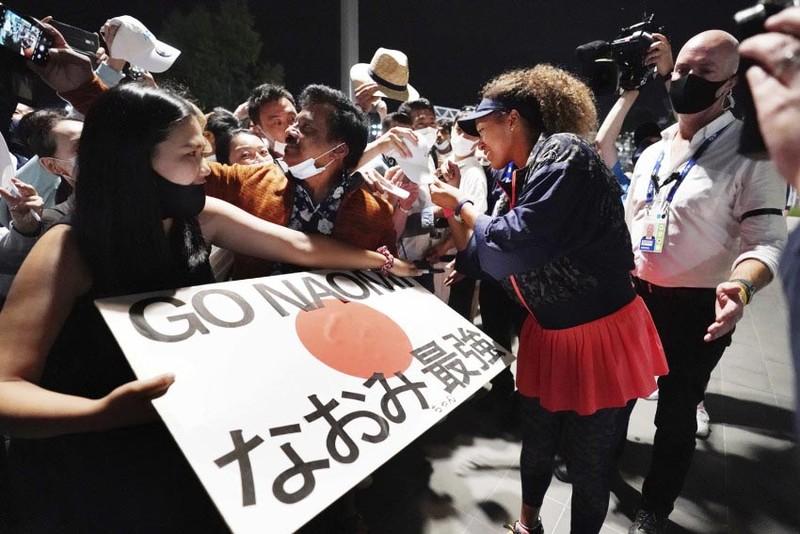 Naomi Osaka: Cô gái nhút nhát 4 lần vô địch Grand Slam - ảnh 2