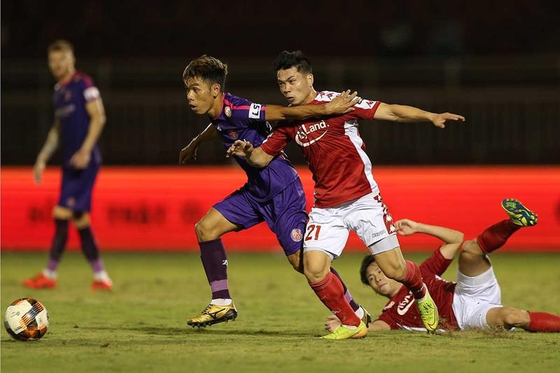 Sài Gòn FC tránh  thất bại của bầu Đức - ảnh 1