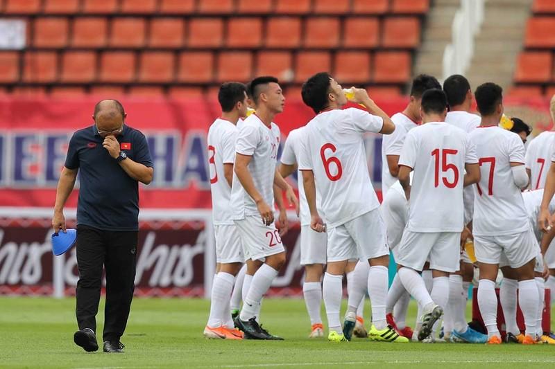 Thái Lan cạn hy vọng đăng cai vòng loại World Cup bảng G - ảnh 1