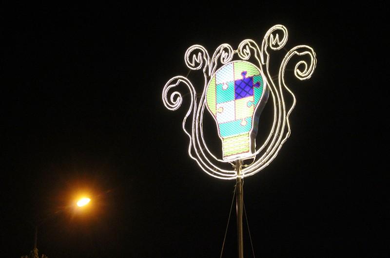 Sở VH&TT giải thích chủ đề trang trí ánh sáng ở TP.HCM  - ảnh 5