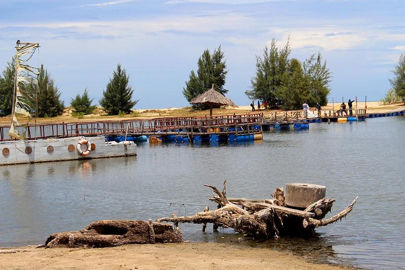'Chảy nước miếng' với chợ hải sản ở Hồ Tràm - ảnh 15