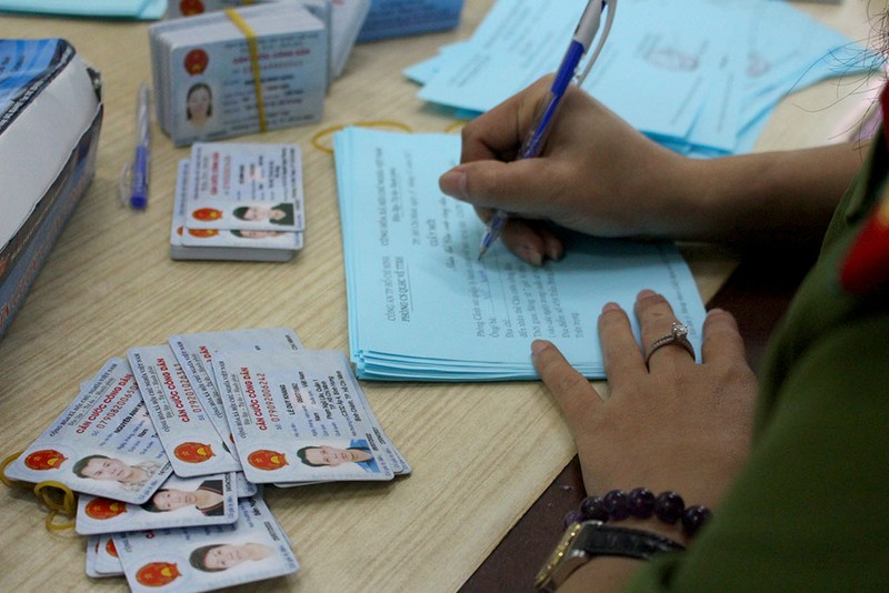 TP.HCM bắt đầu trả căn cước công dân sau 3 tháng chậm - ảnh 5