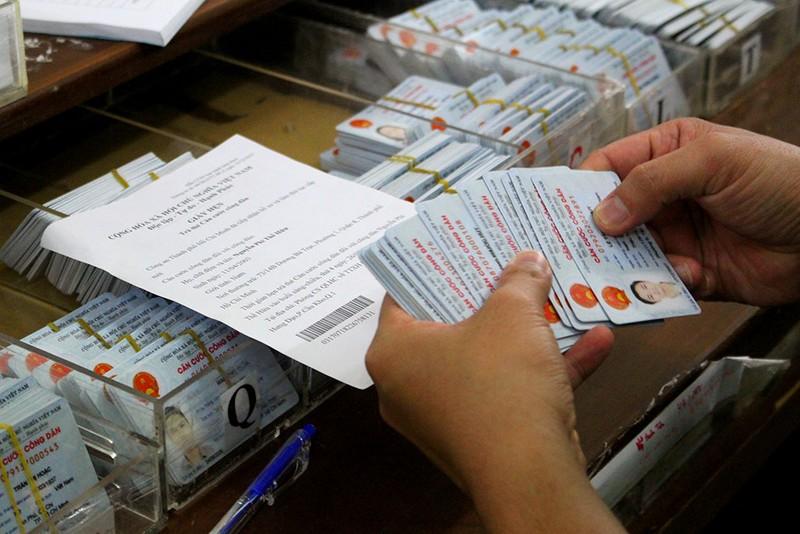 TP.HCM bắt đầu trả căn cước công dân sau 3 tháng chậm - ảnh 2
