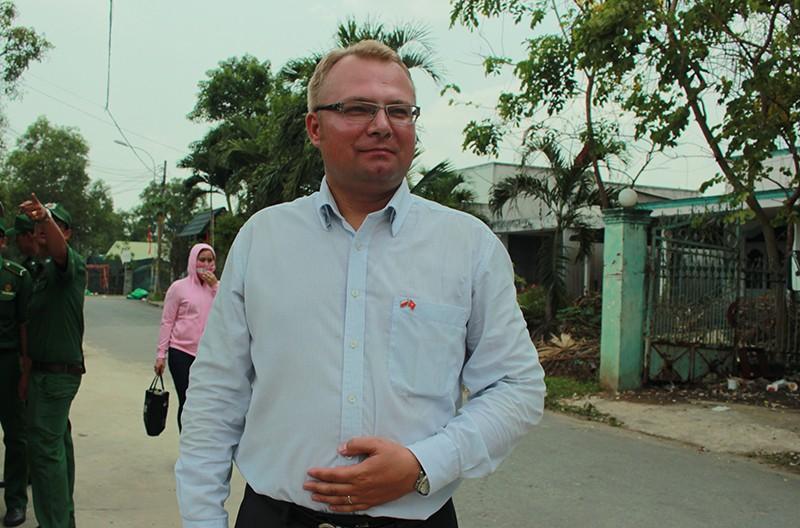 Cháu rể người Ba Lan nói về cố Thủ tướng Phan Văn Khải - ảnh 1