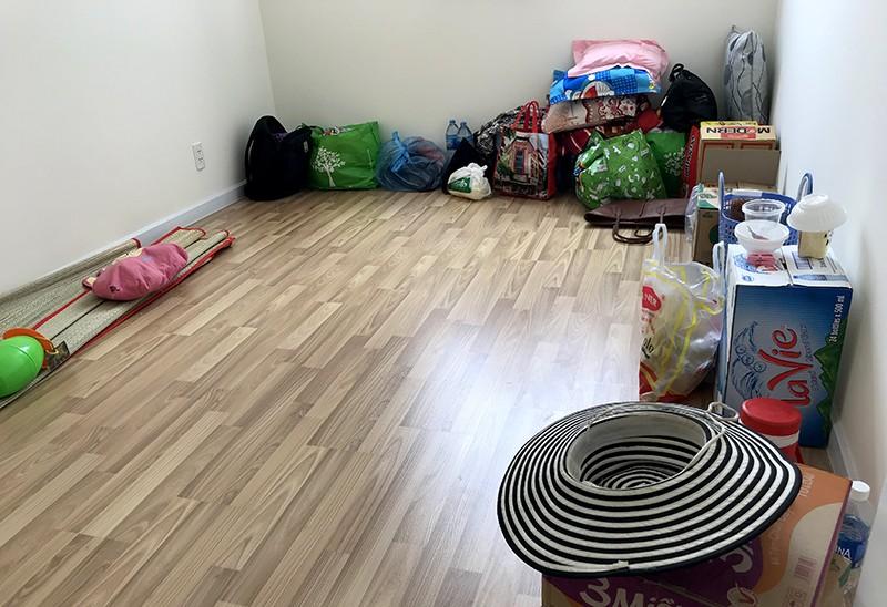 Cư dân Carina nóng ruột muốn về lại căn hộ của mình - ảnh 2